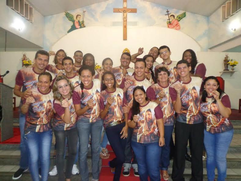 JMJ inspira criação de grupo jovem em Aracaju