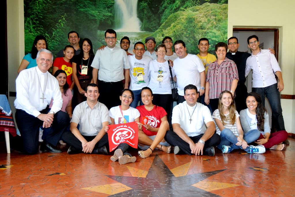Regional Centro-Oeste promove encontro dos Setores Juventude