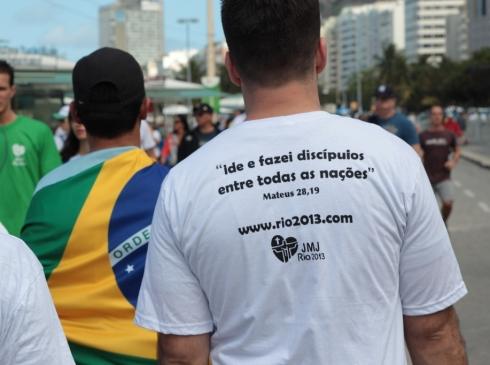 JMJ Rio2013 eleva procura por vocação sacerdotal