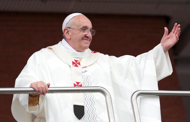 Igreja comemora um ano da eleição de Francisco