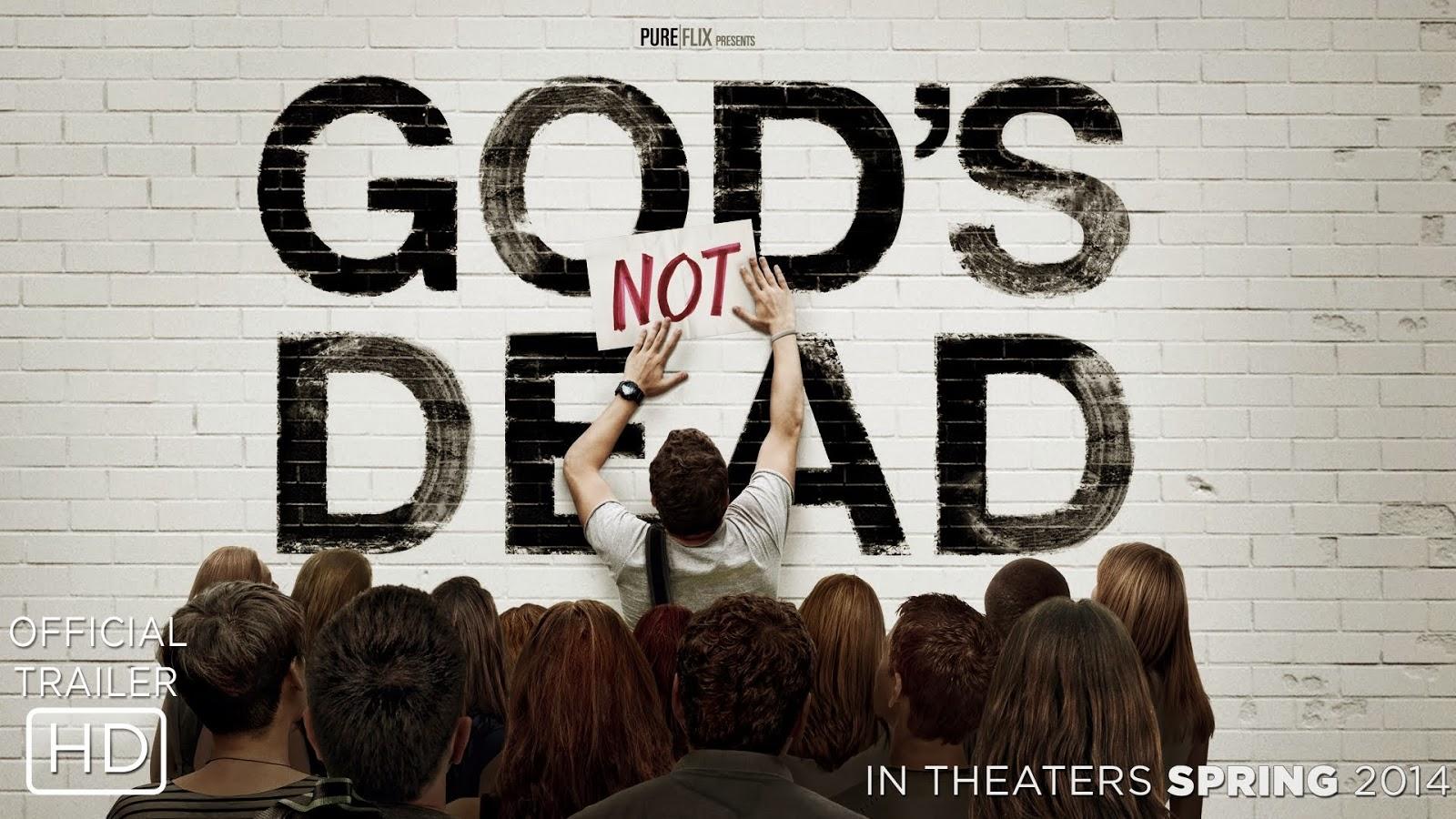Deus Não Está Morto Um Filme Que Desafia Mentes E Corações Jovens