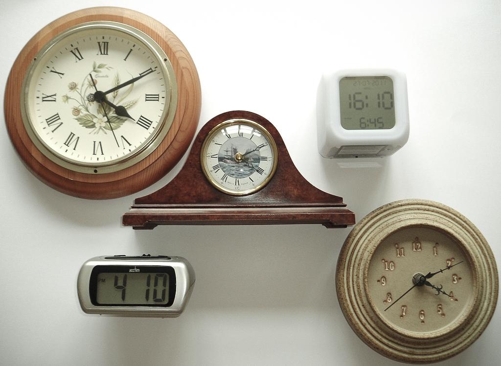 Você usa bem o seu tempo?