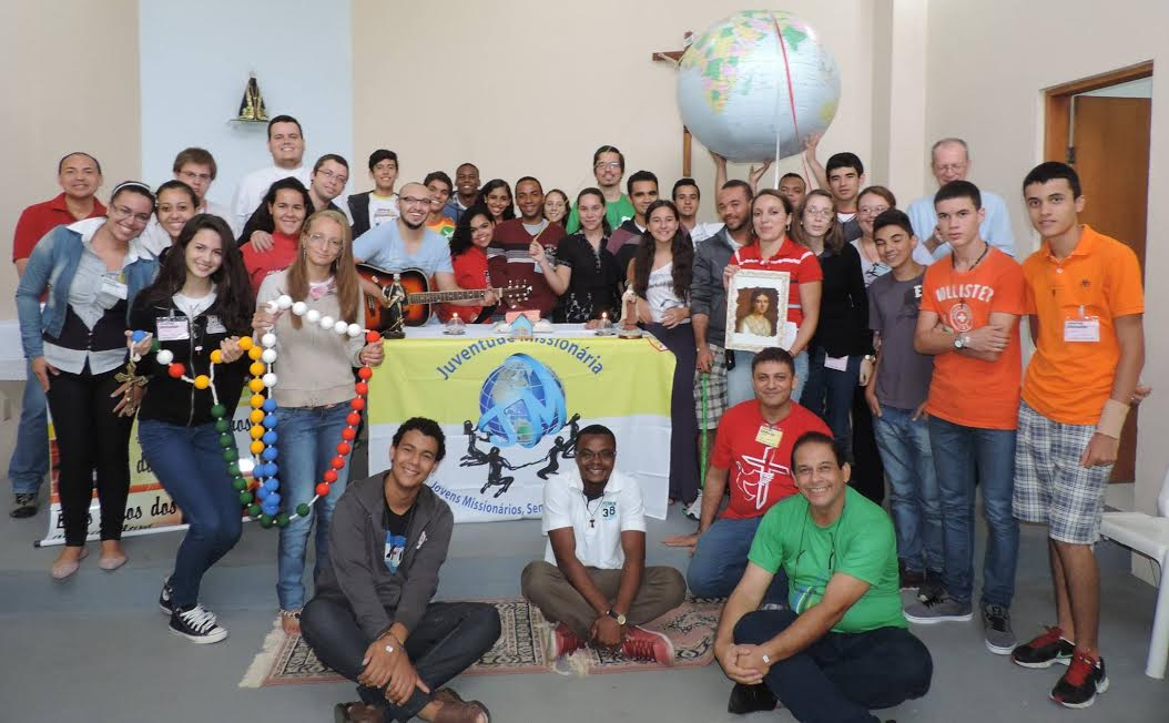 Juventude Missionária da Regional Sul 1 promove encontro