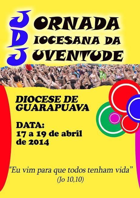 Setor Juventude de Guarapuava prepara missão na JDJ