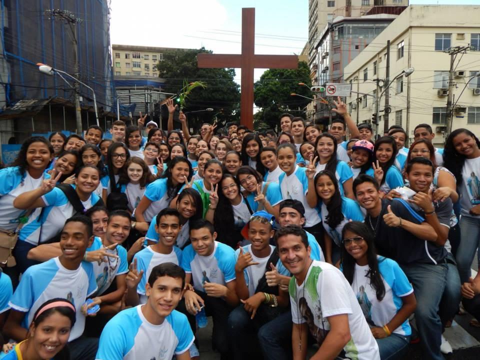 JDJ de Belém reúne 10 mil pessoas