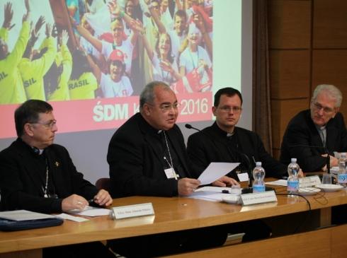 Bispos brasileiros apresentam frutos pastorais da JMJ