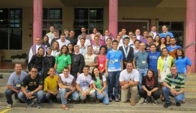 I Encontro Nacional de Jovens Líderes de Congregações