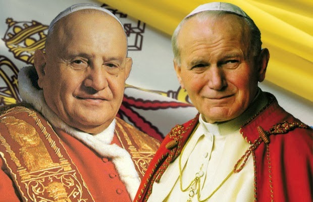 Santos homens, santos papas