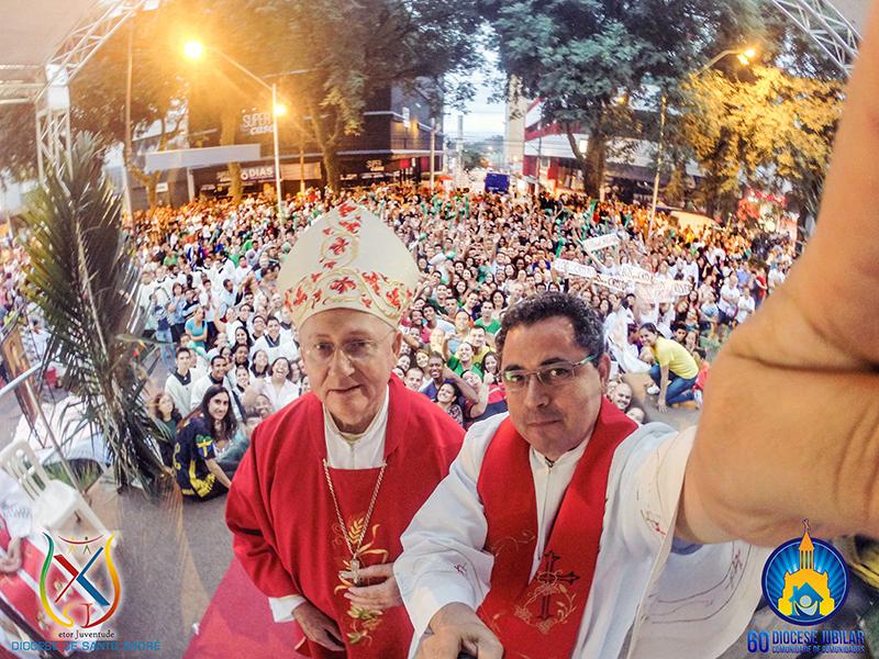 Diocese de Santo André celebra a JDJ