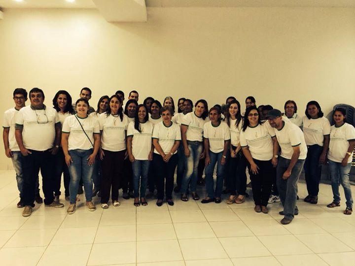 Comunidade dos Viventes faz trabalho em prefeitura de Pernambuco