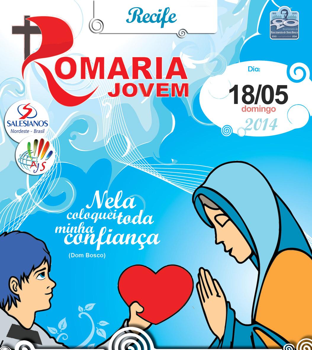Juventude salesiana celebra mês de Maria com romaria no nordeste