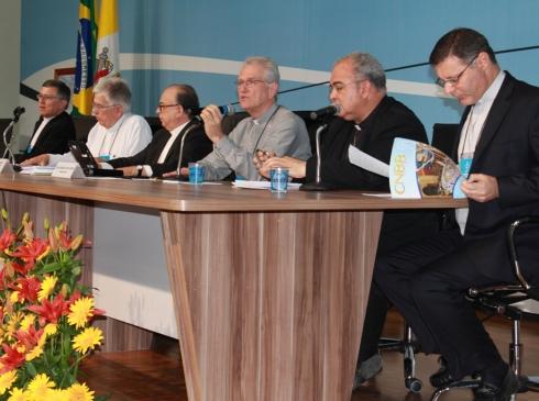 Dom Orani apresenta balanço da JMJ Rio2013 na Assembleia Geral dos Bispos
