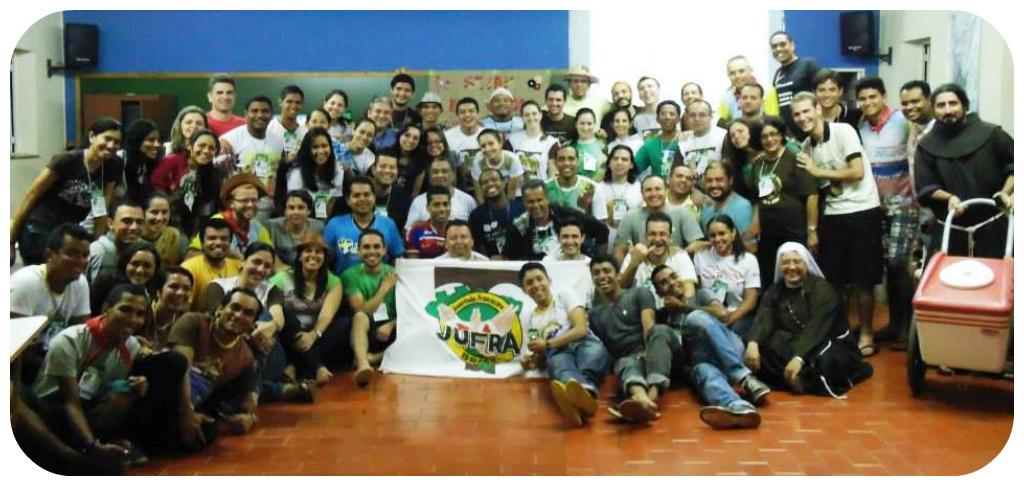 Congresso Extraordinário da Jufra revisa diretrizes de formação dos jovens