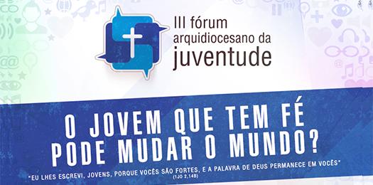 Fórum em BH vai debater participação do jovem católico na política e sociedade