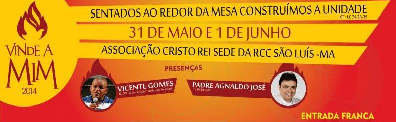 Juventude do Maranhão já se prepara para Pentecostes