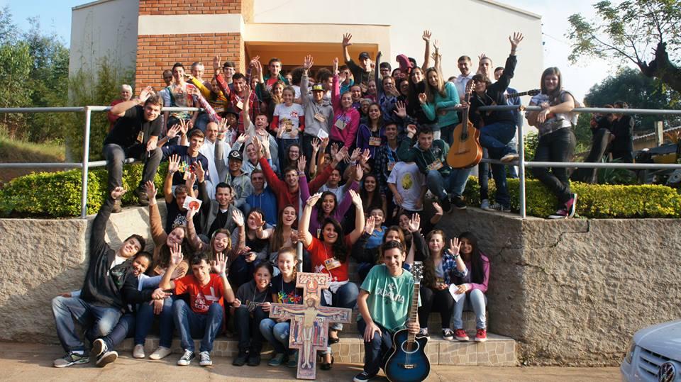 Jovens participam da 4ª Jornada de Formação Franciscana no RS
