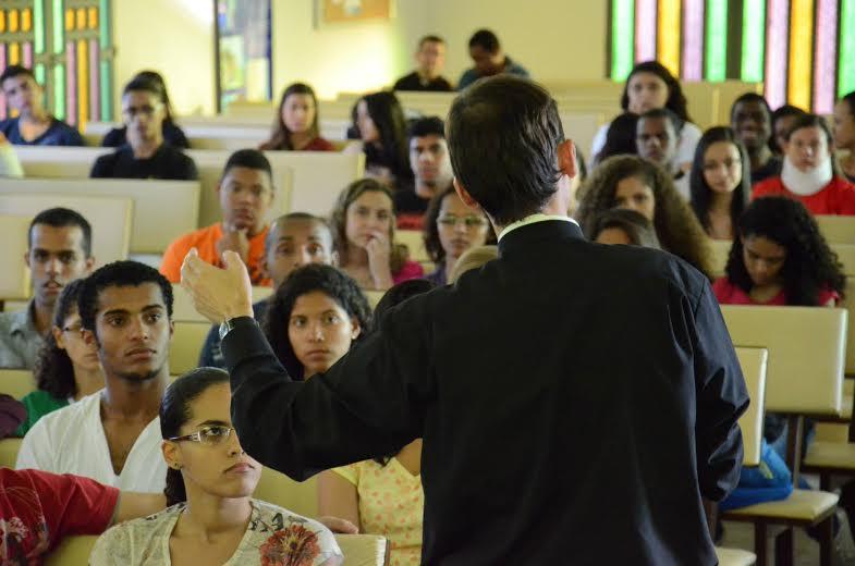 Setor Juventude de Niterói promove formação