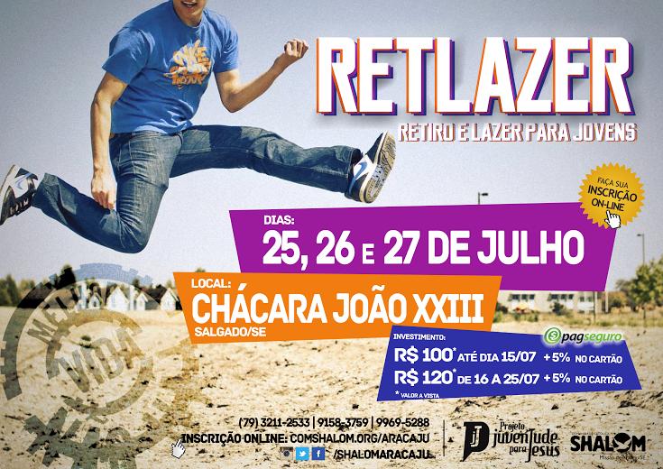 Shalom promove lazer e espiritualidade em Aracaju