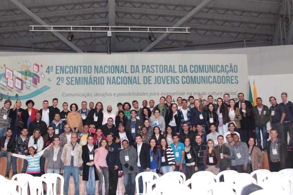 Encontro Nacional da Pascom e Seminário de Jovens Comunicadores encerra com destaque ao ardor missionário dentro da pastoral digital