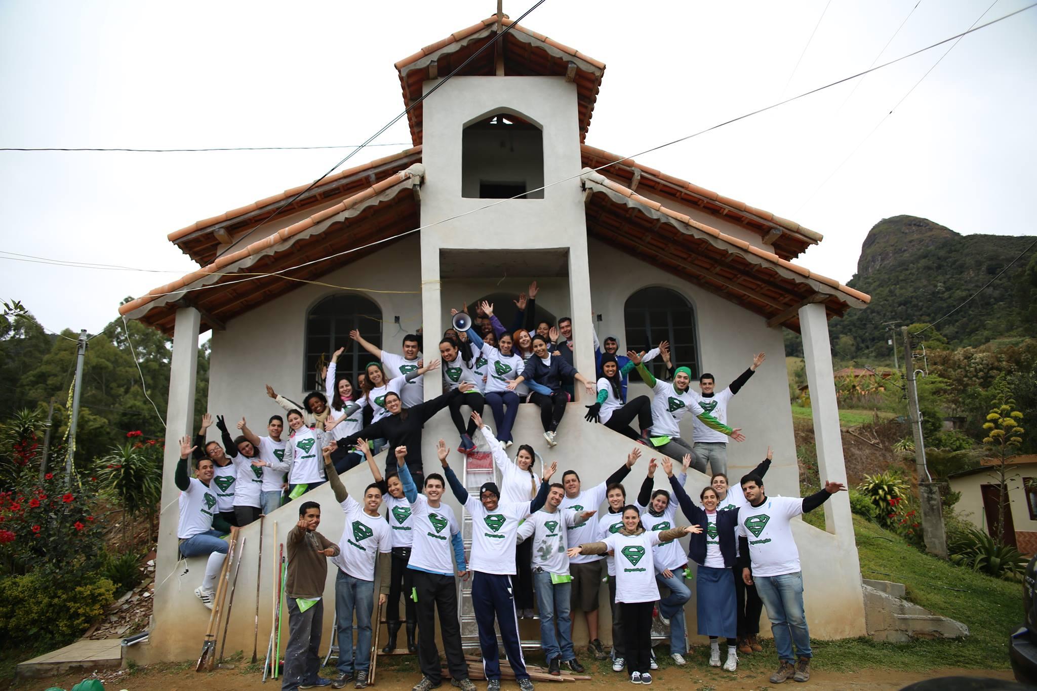 Superação RJ celebra primeiro aniversário com ação em Friburgo