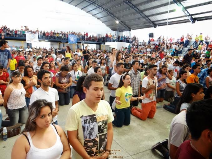 V Jornada Vocacional de Fortaleza espera receber 8 mil pessoas
