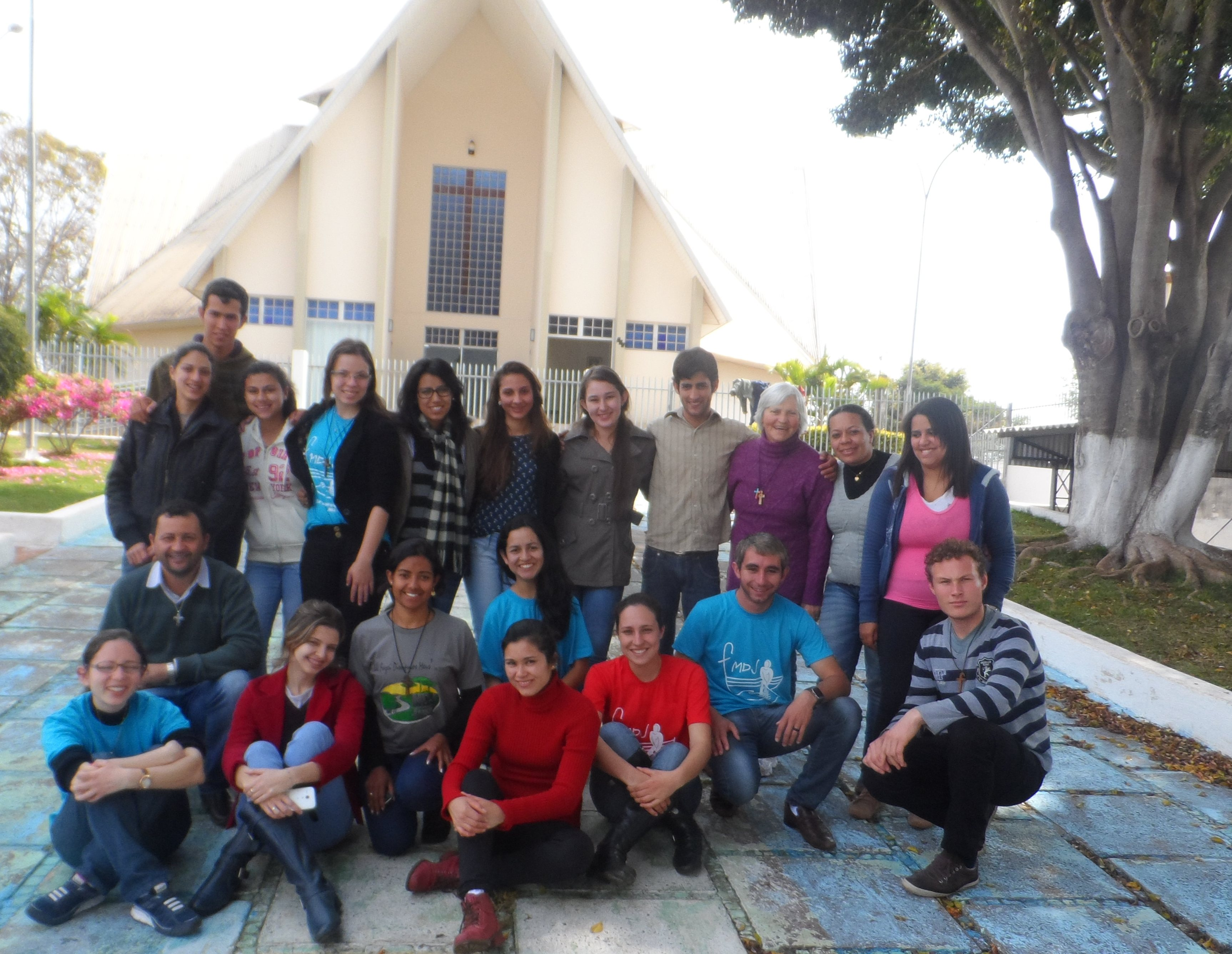 Novos passos do projeto missionário da Diocese de Guarapuava