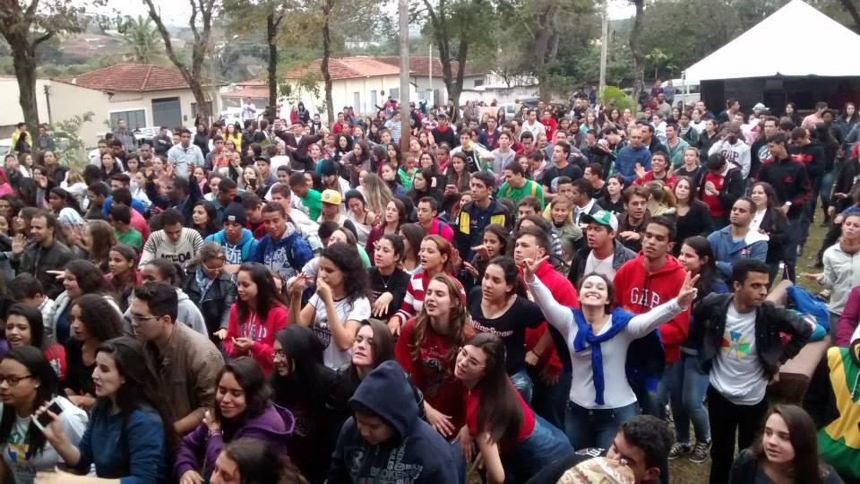 Diocese de São João da Boa Vista recebe mil jovens para a Jornada Diocesana da Juventude