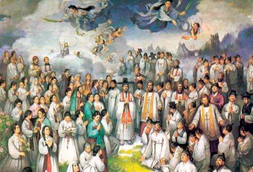 Jovem está entre os mártires beatificados pelo Papa Francisco na Coreia