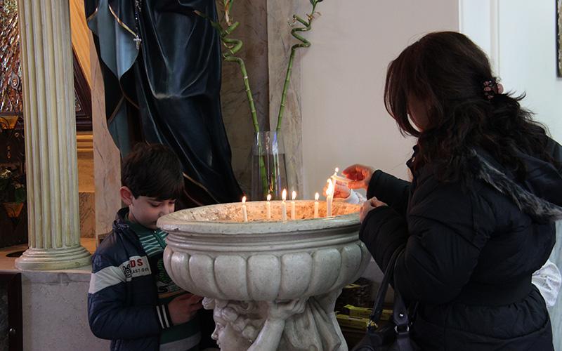 Dia Mundial de Oração pela Paz no Iraque