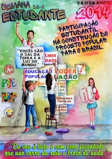 Pastorais da Juventude promovem Semana do Estudante 2014