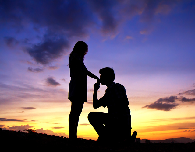 A coragem de se casar
