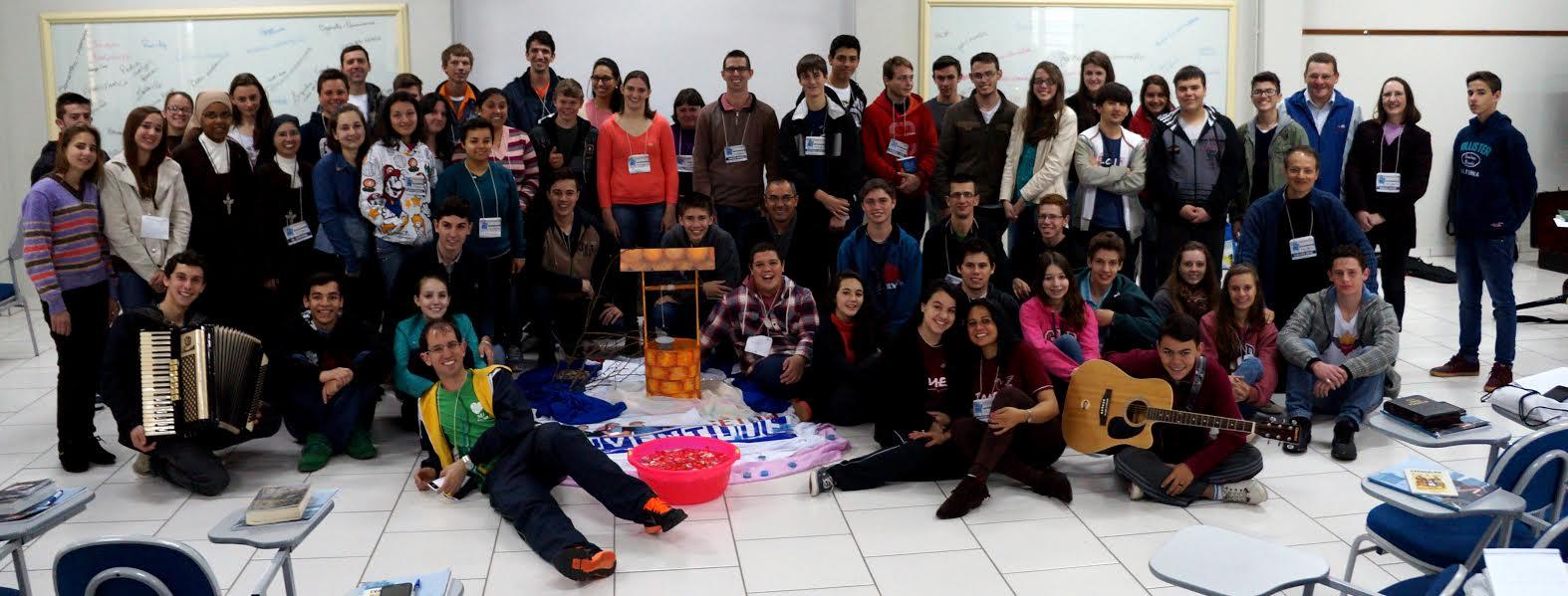 Jovens da Diocese de Rio do Sul realizam a segunda edição do Lectionautas