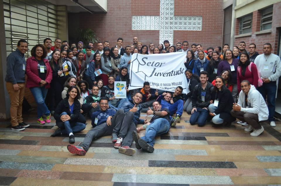 São Miguel Paulista promove Revitalização Diocesana da Juventude
