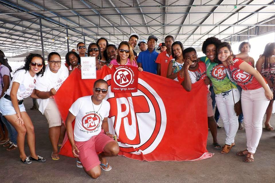 DNJ em Feira de Santana: formação e celebração, por uma juventude livre