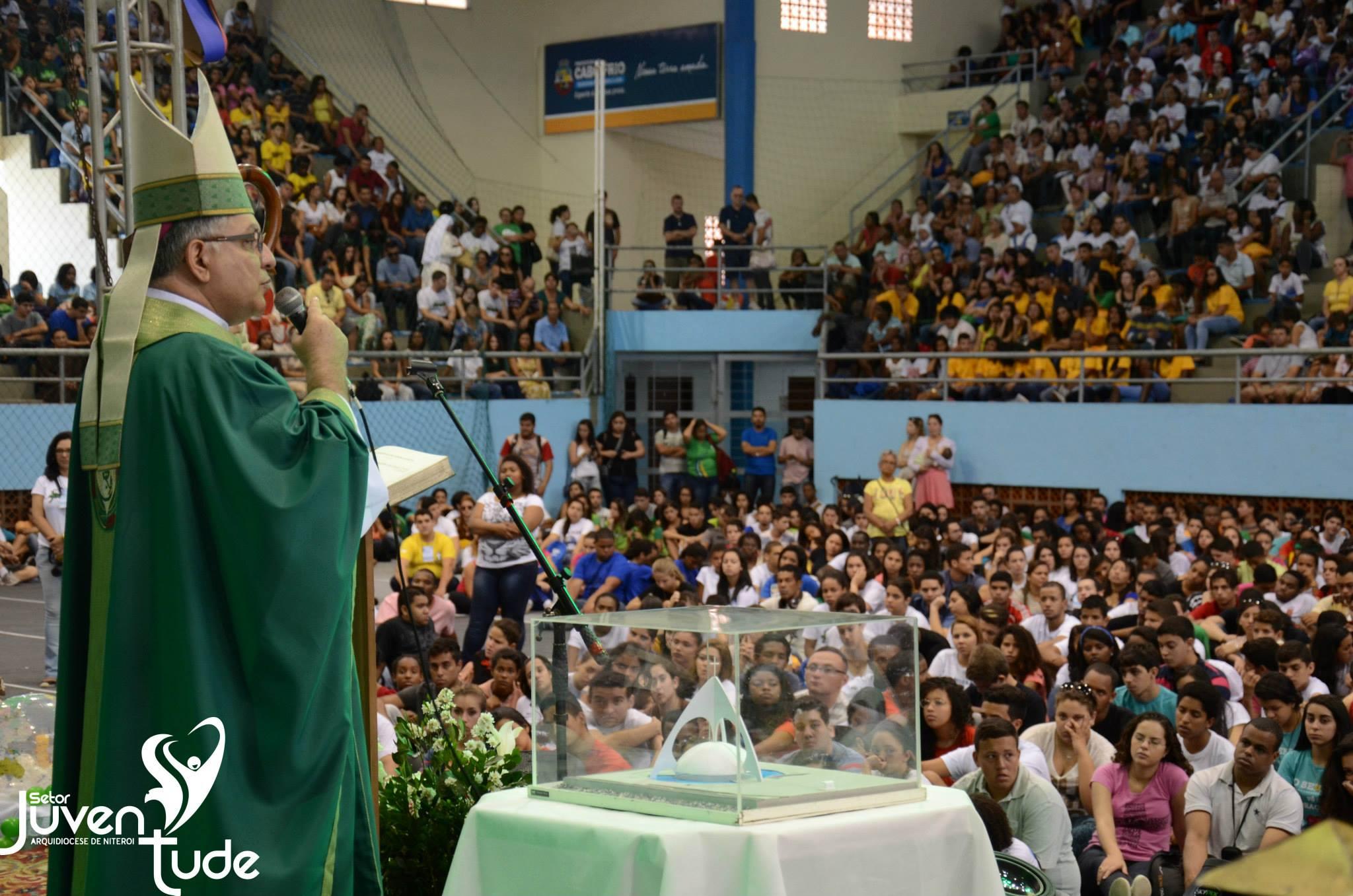 DNJ da Arquidiocese de Niterói reúne 5 mil jovens no Dia Mundial das Missões