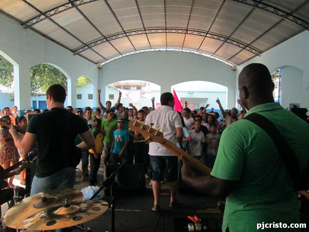Diocese fluminense de Itaguaí celebra DNJ