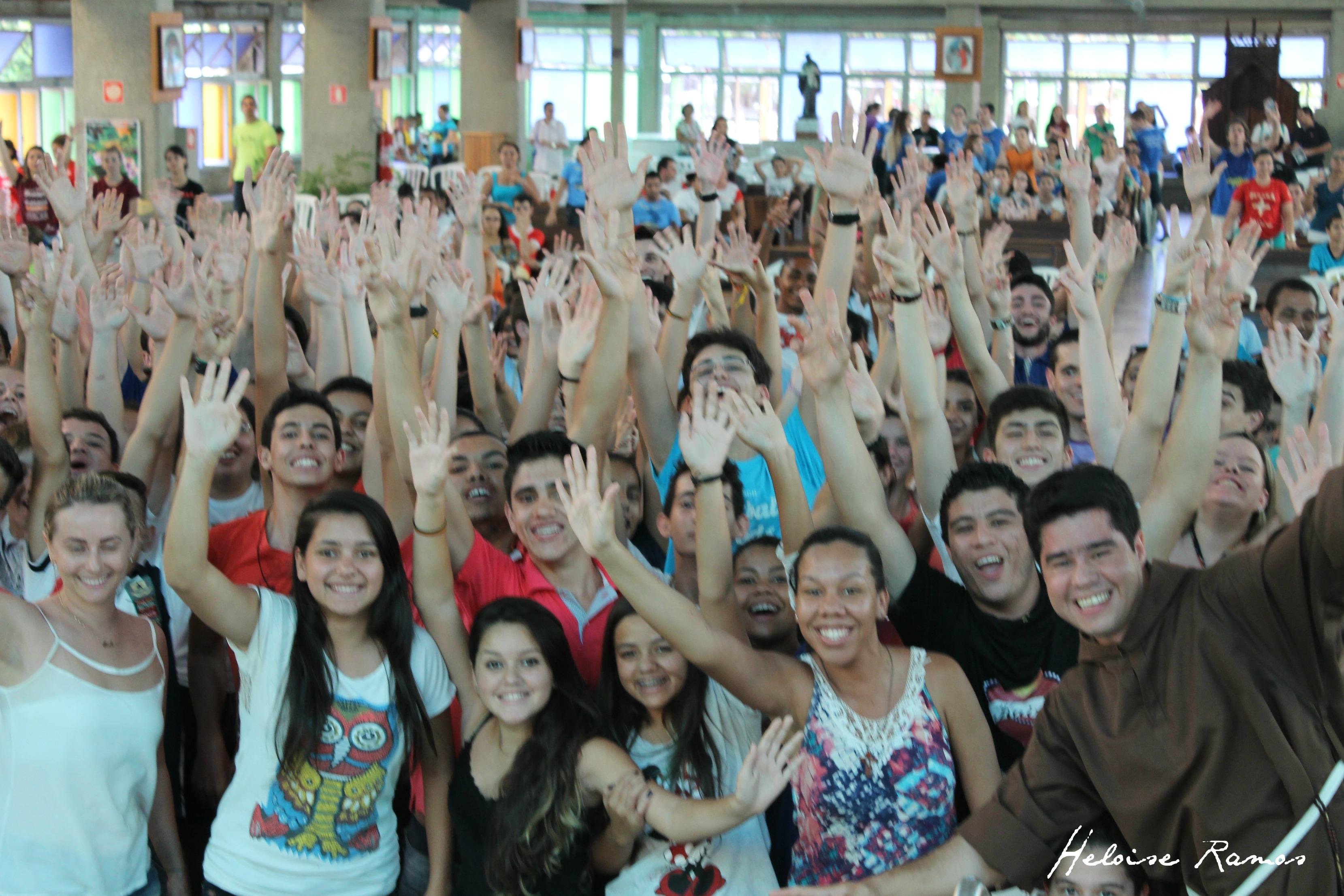 DNJ reúne jovens da Diocese de São José do Rio Preto