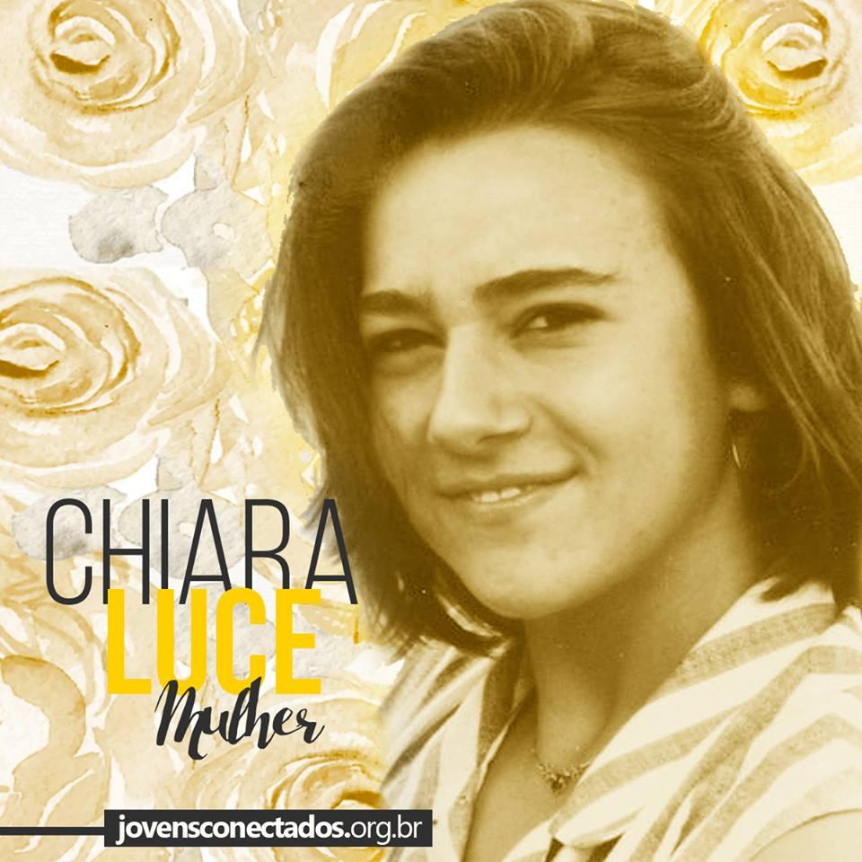Minha Amiga Chiara Luce Jovens Conectados