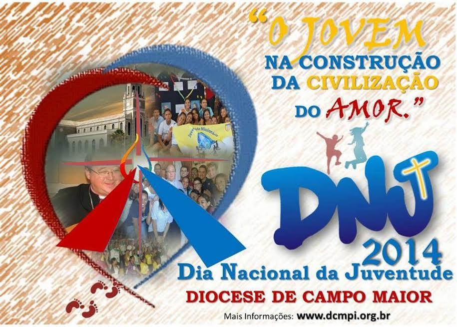 DNJ mobiliza Diocese de Campo Maior
