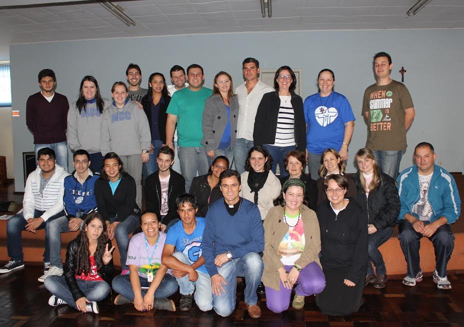 Diocese de Guarapuava realiza primeira Assembleia da Pastoral Juvenil