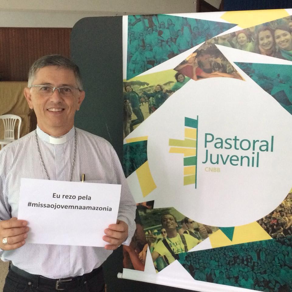 Campanha de oração pela Missão na Amazônia envolve jovens e artistas