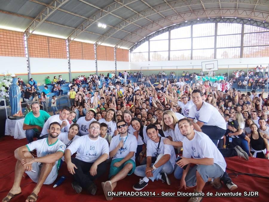 Diocese de São João del-Rei (MG) realiza DNJ