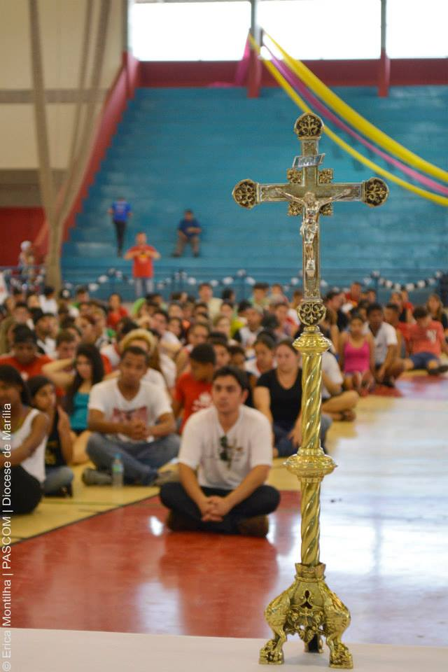 DNJ da Diocese de Marília (SP) reúne centenas de jovens