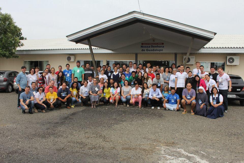 Regional Sul 2 – Paraná, realiza Encontro Regional da Pastoral Juvenil
