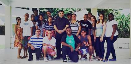 Assembleia da juventude diocesana de Itaguaí-RJ se reúne e planeja ano de 2015