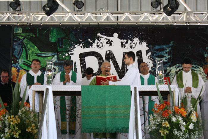 DNJ é celebrado na diocese de Cachoeiro de Itapemirim (ES)