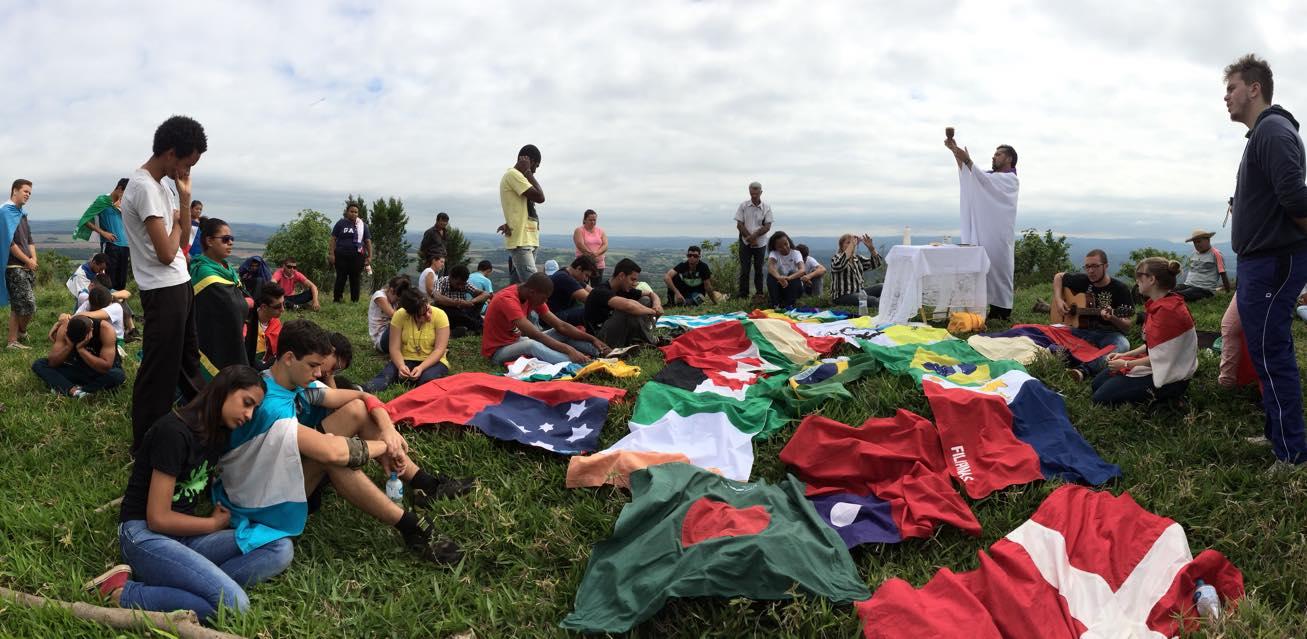 JM da Arquidiocese de Londrina realiza 3º Acampamento Missionário