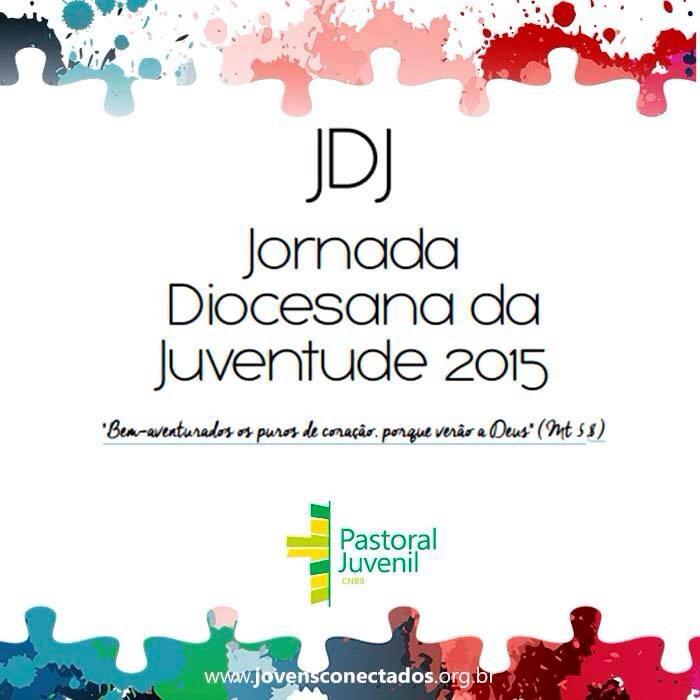 Baixe aqui o subsídio da JDJ 2015