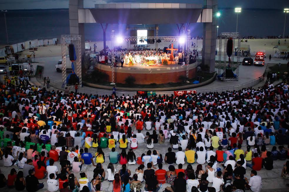 Papa envia carta para jovens participantes do Encontro Nacional da PJ