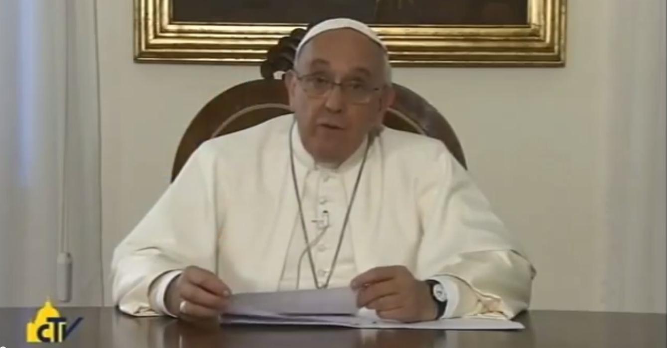 Papa Francisco envia mensagem exclusiva para o Réveillon do Rio e recorda JMJ
